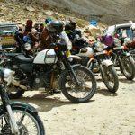 ラダックの走り方① バイクの旅とラダックの道編