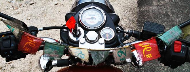 ラダックの走り方③ バイク旅の準備・装備