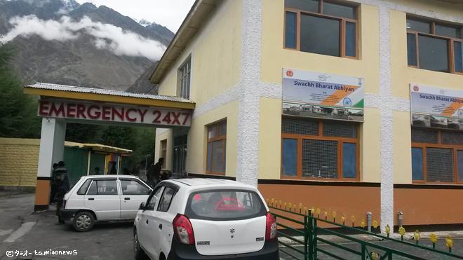 インドの病院