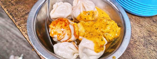 カトマンズ・タメルの美味しいモモ屋さん@ネパール2019