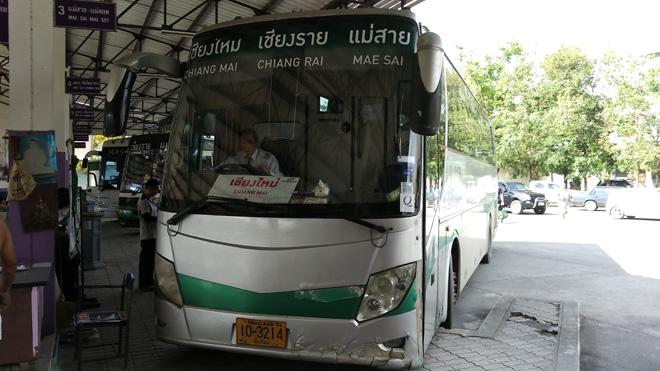 グリーンバス バス