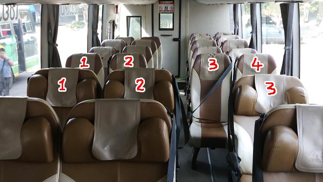 グリーンバス シート