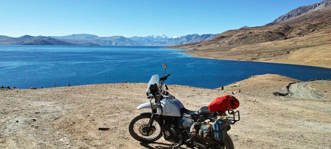 ツォ・モリリのバイク旅 【ラダックの走り方⑦】